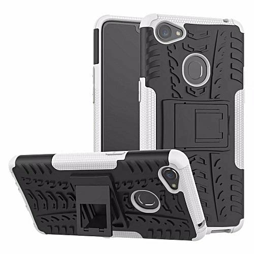 uk availability 8f3da cd219 Hybrid Soft Cover+Hard Case For Oppo F7 Back Cover Shockproof Armor Cover  Case For Oppo f7