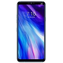 G7+ ThinQ Dual Sim 6.1-Inch IPS LCD (6GB, 128GB ROM) Android 8.0 Oreo, Dual 16MP + 16MP LTE Smartphone - Moroccan Blue