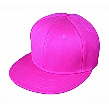 Men's Women's  flat brim Adjustable Baseball Unisex cap
