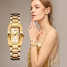 c7f7cfb98 SKMEI Women's Watches Luxury Elegant Ladies Stainless Steel Wrist Watch  Female Clock