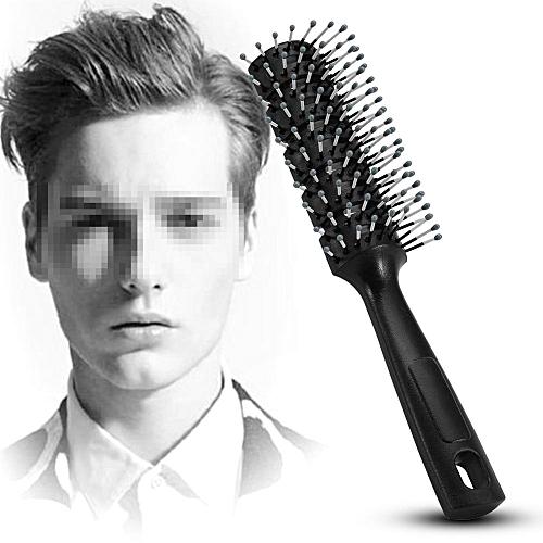 Universal Tmishion 1pc Men Hair Brush Anti Static Comb Hairdressing