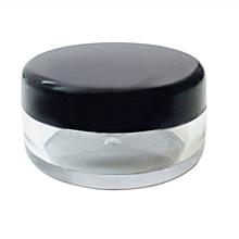 50Pcs 5g White Clear Cosmetic Empty Jar Pot Eyeshadow Makeup Cream Lip Balm