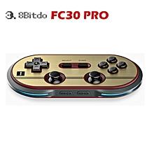 LEBAIQI 8BITDO FC30 PRO Wireless Bluetooth Controller snes Gamepad Dual Classic sega for iOS Android Windows PK xbox one ps4 controller