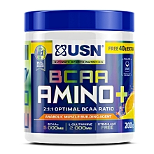 BCAA Amino +, 160g - Orange 30 Servings