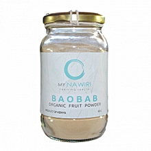 MyNawiri Organic Baobab Fruit Powder - 90g