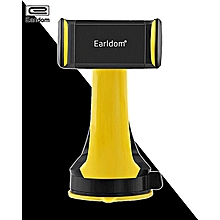 Universal Mobile Phone & GPS Car Holder with 360 Degree Rotation