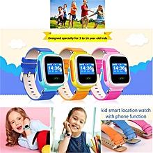 Wonlex GPS Watch SOS Intellegent Emergency Kids Smart Locator Watch Calling Baby Safe Anti Lost Monitor