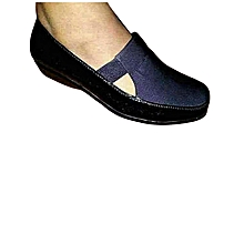Black Official wedges