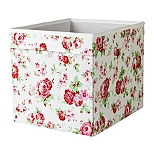 Floral Patterned Box