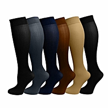 15-20mmHg Compression Sock Prevent Varicose Veins Stocking Reduce Pain Swelling Sport Leg Support