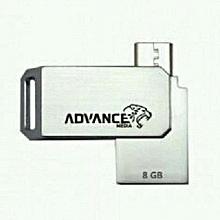OTG (On-The-GO) Flash Disk - 8GB