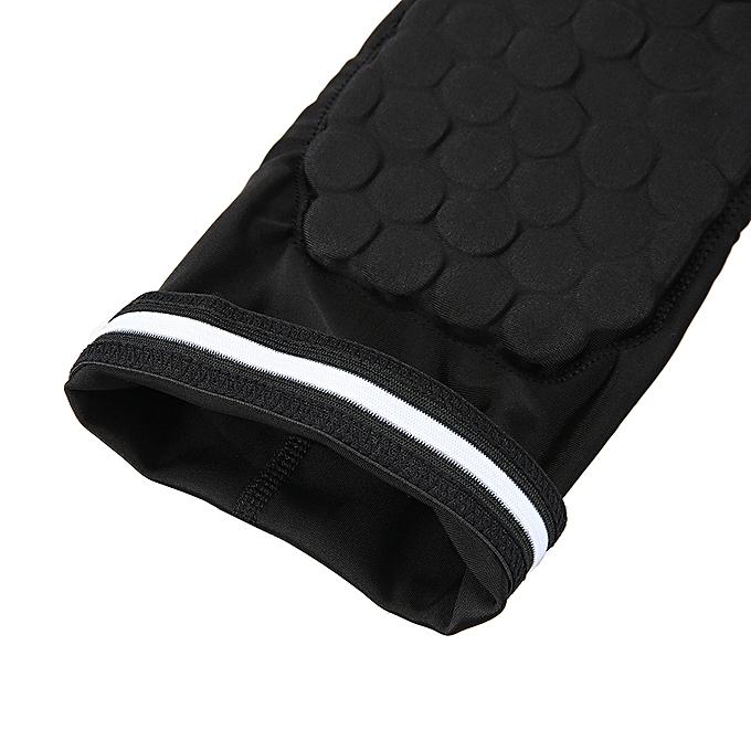 0e0519f225 ... Lixada 2PCS Arm Sleeve Pad Basketball Elbow Support Guard Protector  Sports Compression Cellular Protective Sleeve Pad