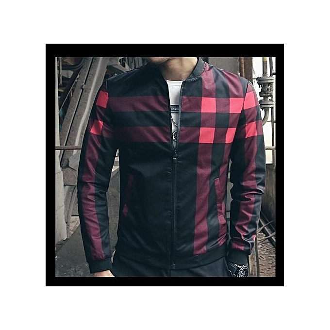 New Arrivel New Fashion Brand Jacket Men Trend Korean Slim Fit Mens  Designer Clothes Men Casual 5088949408e0