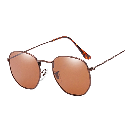 3e2a359fb1b Generic Men Women Square Vintage Mirrored Sunglasses Eyewear Outdoor Sports  Glasses Fea