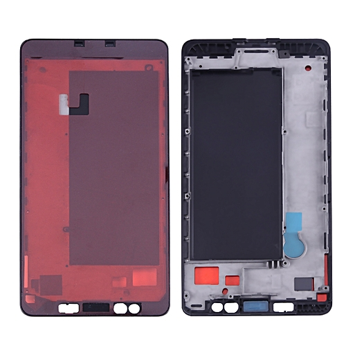 buy generic front housing lcd frame bezel plate for microsoft lumia
