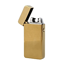 Practical Electric Dual Arc Flameless Torch Rechargeable Windproof Lighter