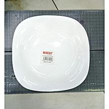 6pcs Dinner side Plate Serveware - White