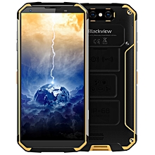 BV9500 4G Phablet 5.7 inch Android 8.1 MT6763T Octa Core 2.5GHz 4GB RAM 64GB ROM 16.0MP Dual Rear Cameras Wireless Charging 10000mAh Built-in Li-ion - CANTALOUPE
