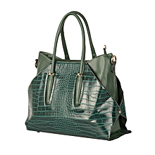 Dark Green CMR CEMRE Shoulder Bag