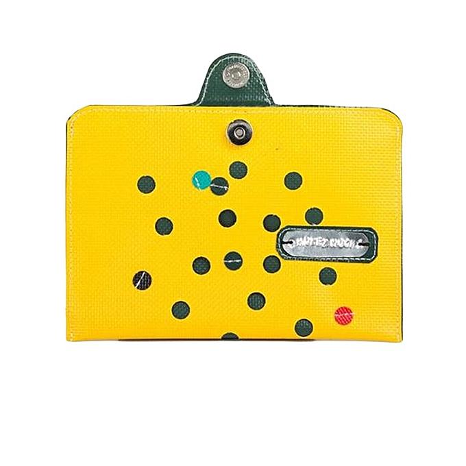 Buy Generic Yellow   Green Waterproof Clutch   Best Price   Jumia Kenya c4c3b451d4a