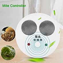 Ultrasonic Dust Mite Controller Cleaner Killer Physical Anti 80㎡ Coverage Home 220V