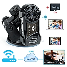 8GB Mini Wifi Network Camera Video Recorder DV Camcorder Support iPhone Android APP Remote View JY-M