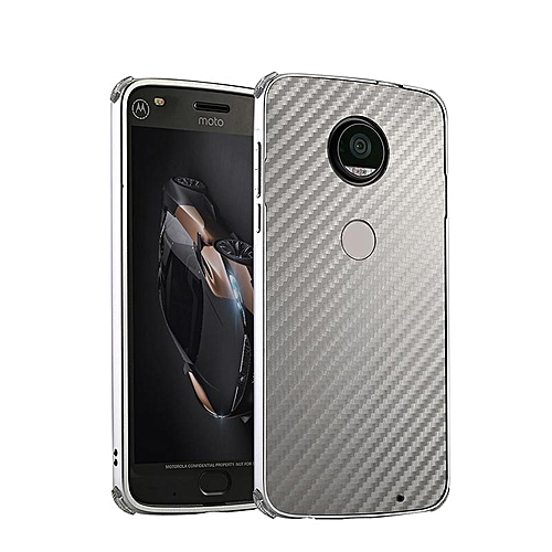 watch 14155 2d9b4 Luxury Metal Case For Motorola Moto G6 Plus + / G6Plus Aluminum Frame &  Carbon Fiber Back Cover Shockproof Shell Capa Mobile Accessories Phone  Cases ...