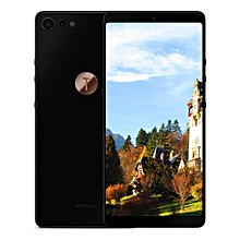 Smartisan U3 Nut Pro 2 4G Phablet 5.99 inch Android 7.1 Qualcomm Snapdragon 660 Octa Core 2.2GHz 4GB RAM 64GB ROM 12.0MP + 5.0MP Dual Rear Cameras - CARBON BLACK