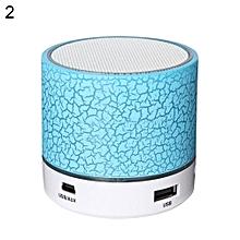 LED Mini Portable Wireless Bluetooth Speaker Outdoor USB Music Sound Play
