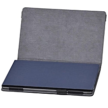 Folding Stand PU Leather Case Cover For Teclast X3 Plus Black
