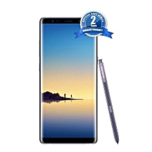 "Galaxy Note 8 - 6.3"" - 64GB - 6GB RAM - Dual SIM - Orchid Gray"