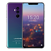 UMIDIGI Z2, Special Edition, Global Dual 4G, 4GB+64GB, Dual Back Cameras + Dual Front Cameras, Face ID & Fingerprint Identification,  6.2 inch Sharp Android 8.1 MTK6763 (Helio P23)  Octa Core up to 2.0GHz, Network: 4G, Dual SIM(Twilight)