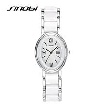brand luxury exquisite stainless steel business ladies bracelet watches fashion casual roman numerals women quartz watch