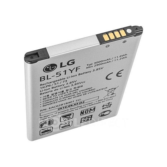 Lg Li Ion Battery >> Bl 51yf 3000mah Standard Li Ion Extended Battery For Lg G4 Phone H815 H811 H810 Vs986 Vs999 Us991 F500 Ls991