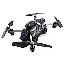 H40WH 2-in-1 RC Flying Tank Quadcopter - RTF WiFi FPV 720P HD / One Key Transformation / Air Press Altitude Hold