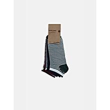Blue Fashionable Socks Set
