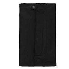 Universal Sport Running Riding Arm Band Case For MP3 Cell Phone Holder Bag M/L [Black M]