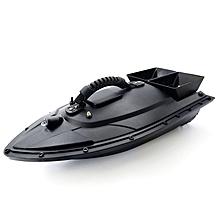 Flytec 2011-5 Generation 50cm Fishing Bait RC Boat 500M Remote Fish Finder 5.4km/h Double Motor Toys-Black