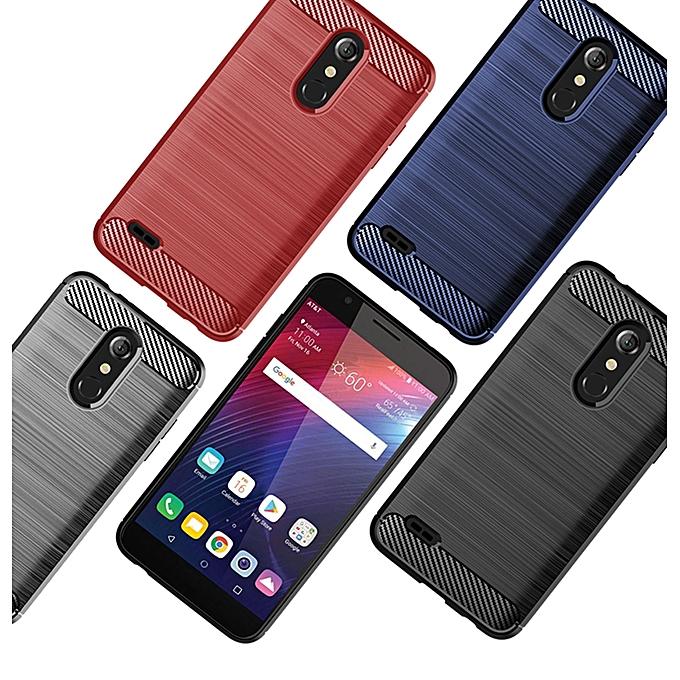 LG Premier Pro LTE Case Cover, Rugged case,Soft TPU material