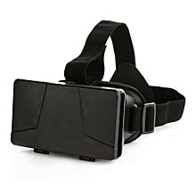 3D Virtual Reality Glasses - Black