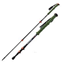 Naturehike NH80A089-Z Alpenstock Carbon Fiber Trekking Pole Folding Walking Climbing Sticks Pole