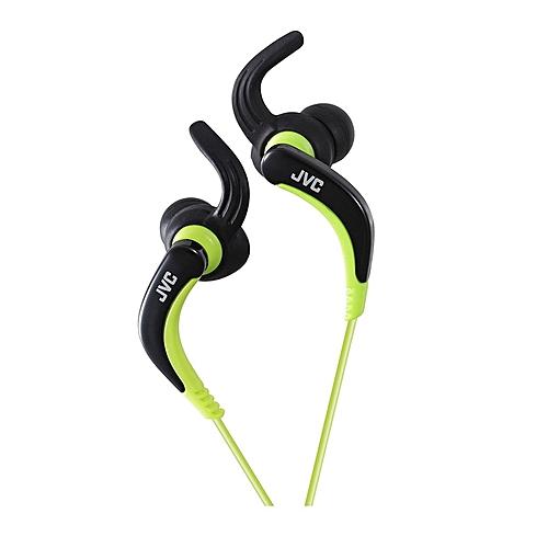 HA-ETX30 Inner Ear Sports Earphones - Black