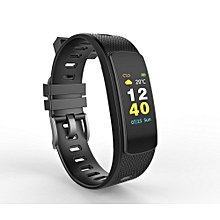Bluetooth Smart Watch Bracelet Sports Fitness Tracker Heart Rate For iOS Andorid