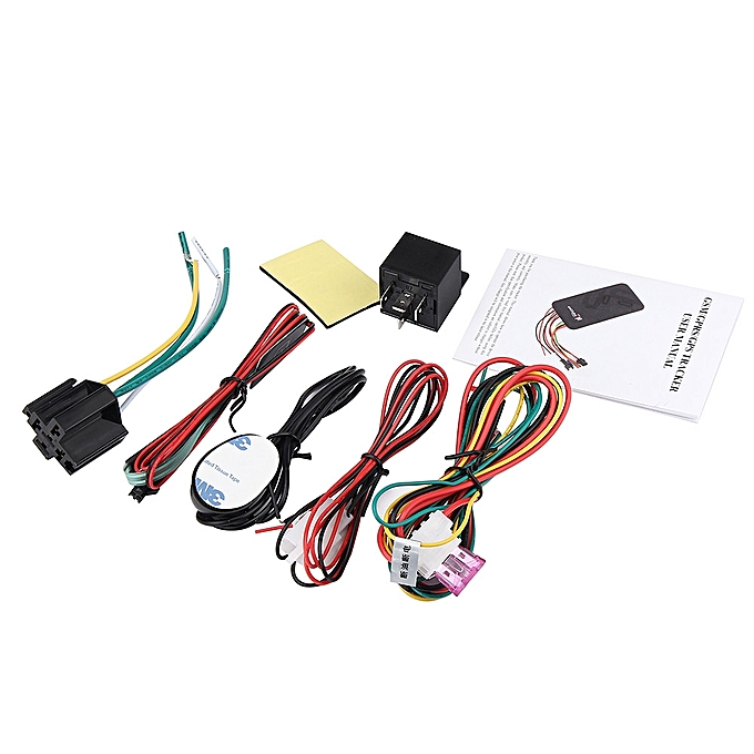 GT06 Realtime GPS GPRS Car Vehicle Tracker Locator Anti-theft SMS Tracking  Alarm