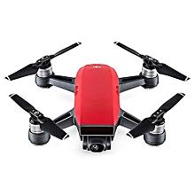 DJI Spark Mini RC Selfie Drone WiFi FPV 12MP Camera RTF -RED