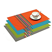 Table Mat - 45cm x 32cm - 4Pcs