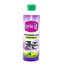 Lovin It Dishwashing Liquid 500ml
