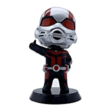 Marvel 10cm Ant-Man Bobblehead, Collectible Cartoon Bobblehead Figurine