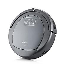 Robotic Vacuum Cleaner Virtual Blocker Touch Screen - EU Plug - Gray