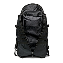 FAITH PRO 55L Military Tactical Assault Backpack Camping Riding Large Multifunction Sport Rucksack #black